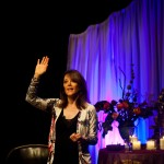 Marianne Williamson enlightens a packed house on Peace in Action